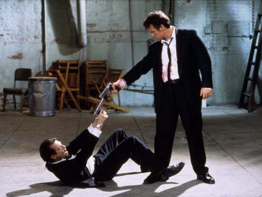 Harvey Keitel & Steve Buscemi in Reservoir Dogs