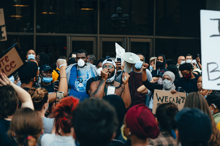 Black+Lives+Matter+Protest+in+Minneapolis