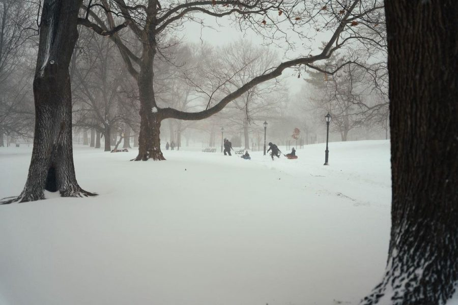 Snow Days: A Thing of the Past