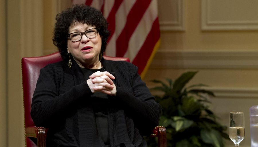 Justice Sonia Sotomayor: An Inspiration to All