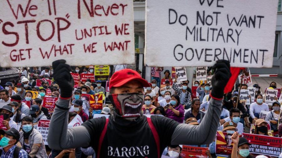 Military Machinations in Myanmar