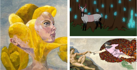 Spring Art Competition: Summer, Warped Nature, and Duality