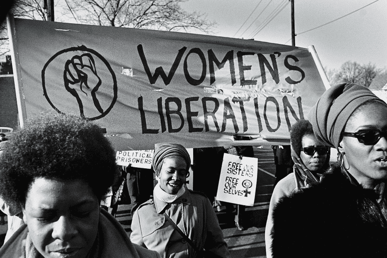 The+Feminist+Movement+-+A+Fight+for+Liberation