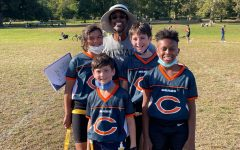 BASIS Bears win unlikely Flag Football Match.